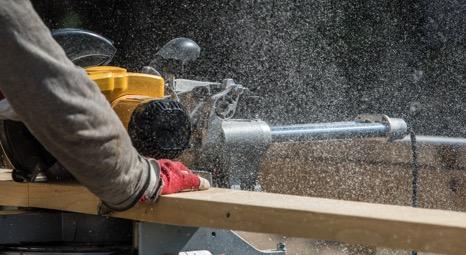 reduce silica dust exposure