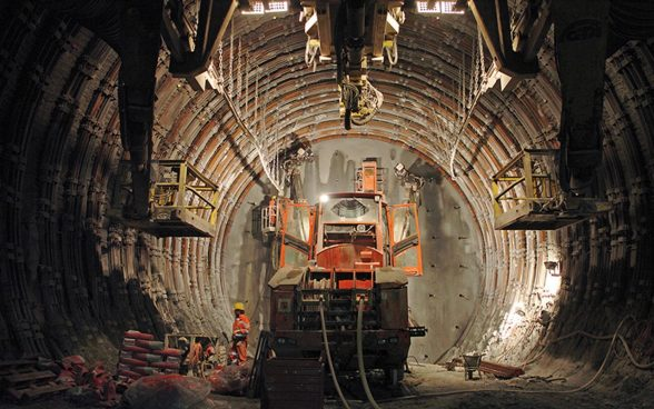 tunnelling solutions