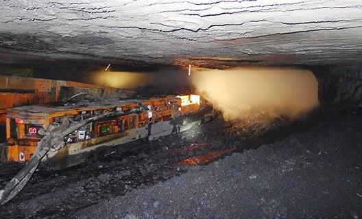 underground mining solution